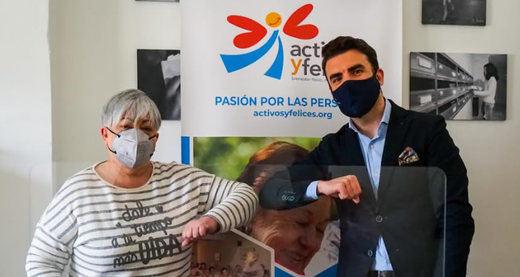 Avalora Consultores firma un convenio de colaboración con la Asociación Activos y Felices en apoyo al 'Talento Senior'