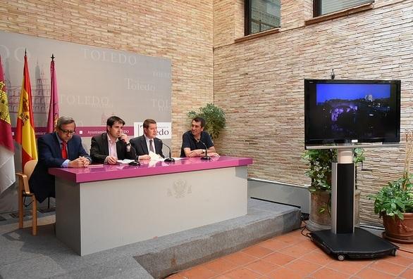 En Toledo, habr� una 'buena legislatura' con el acuerdo PSOE-Ganemos