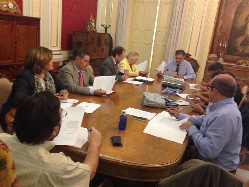 La Junta de Gobierno de Cuenca aprueba una Declaración Institucional en defensa de la 'cohesión de España'