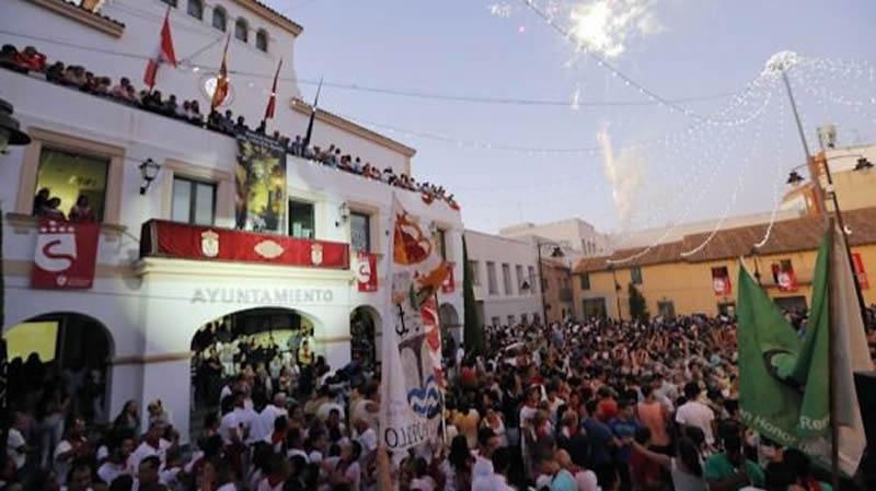 Las fiestas de San Sebastián de los Reyes, casi como en los Sanfermines: intento de agresión sexual