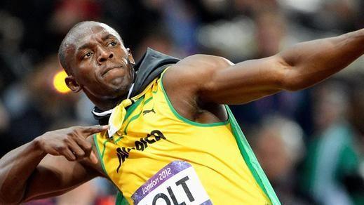 Bolt reaparece en su ciudad mágica de Londres donde ganó tres oros