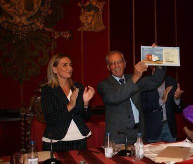 Milagros Tolón quiere traer a Toledo el Museo Bahamontes