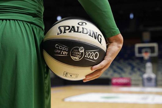 El balón oficial de la Copa del Rey de baloncesto 2020 ya se vende en exclusiva en El Corte Inglés