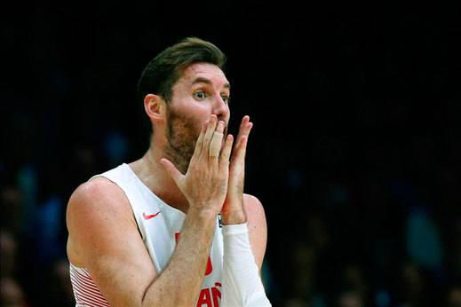 (80-75) España entra en la final del Eurobasket tras una victoria agónica en la prórroga ante Francia