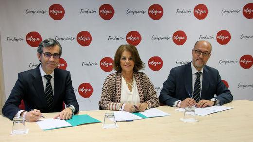 Bankia y Fundación Integra arrancan la III edición del proyecto 'Un futuro en libertad'