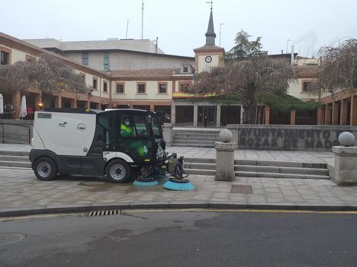 FCC Medio Ambiente adjudicataria del nuevo contrato de recogida de residuos, limpieza urbana y mantenimiento de zonas verdes en Las Rozas