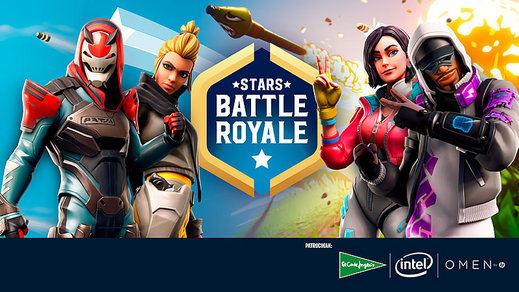 El Corte Inglés apoya Stars Battle Royale, el gran torneo de e-sports para YouTubers