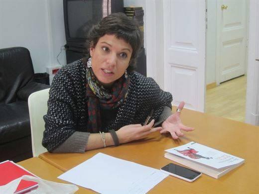 Beatriz Talegón deja el PSOE y se pone a