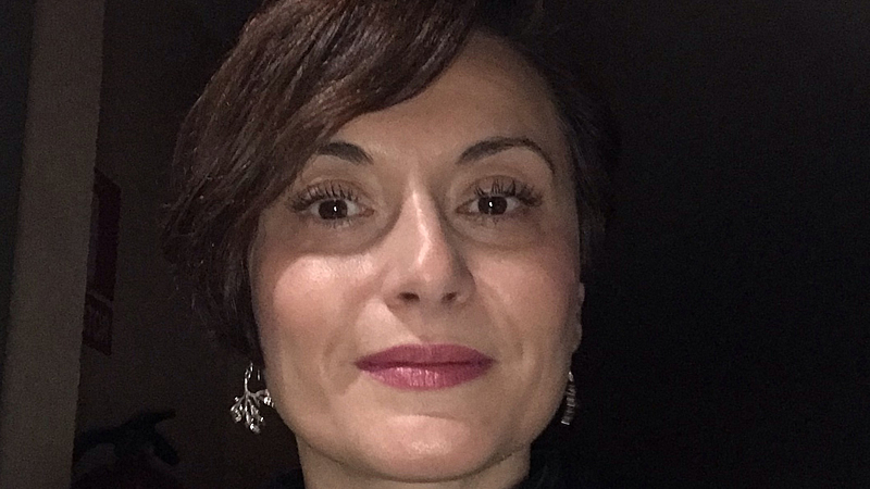 Belén García (jefa de sala en los Teatros Luchana de Madrid): 'En el teatro hago sociología 24 horas al día'