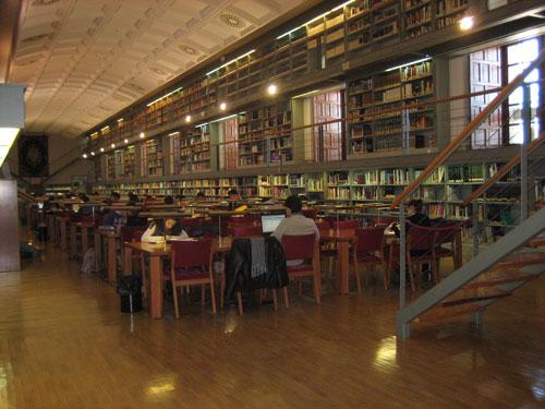 La Biblioteca Regional, sin aire acondicionado desde el 30 de junio