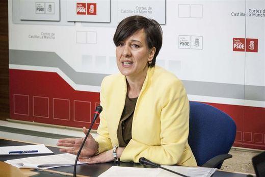 Blanca Fernández asumirá la Portavocía del Grupo Socialista en las Cortes
