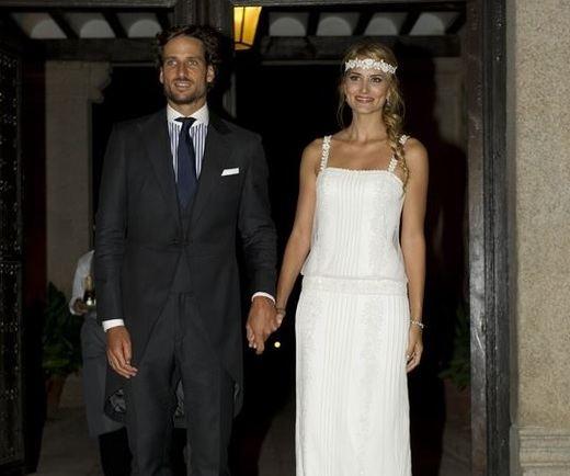 La boda de Feliciano López y Alba Carrillo en Toledo, por todo lo alto