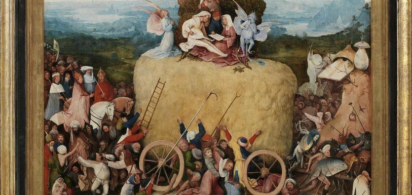 Los secretos de 'El Bosco', en un curso gratuito del Museo del Prado y Telefónica