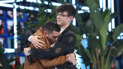 'Operación Triunfo 2020': Gèrard, expulsado, y Bruno y Flavio, nominados en la Gala 10
