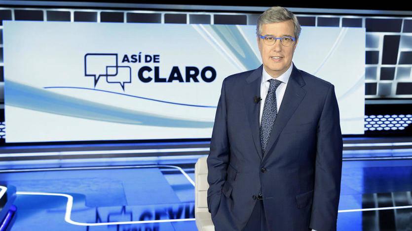 RTVE cancela el programa de Buruaga
