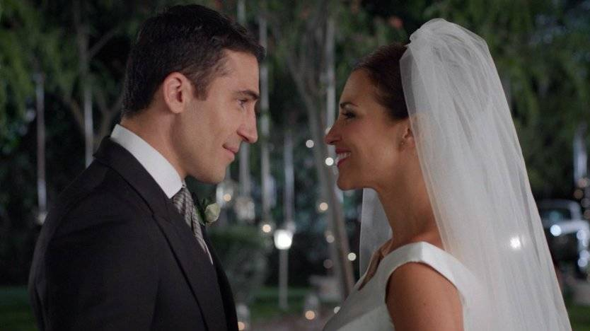 Así terminó 'Velvet': la boda de final feliz entre Ana y Alberto
