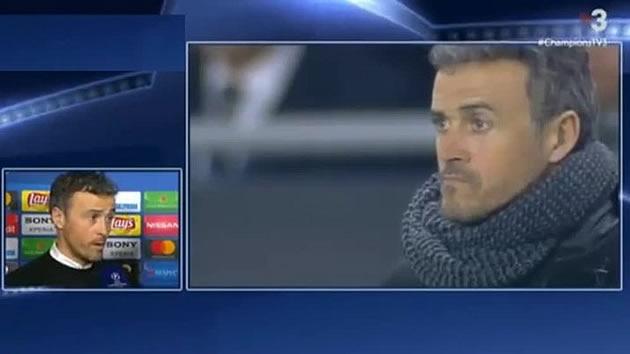 El enorme pique de Luis Enrique con el periodista de TV3