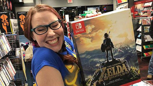 Hoy sale a la venta 'The Legend of Zelda: Breath of the Wild', el videojuego llamado a arrasar el mundo