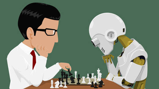 Deep Blue, la máquina que derrotó a Gary Kasparov