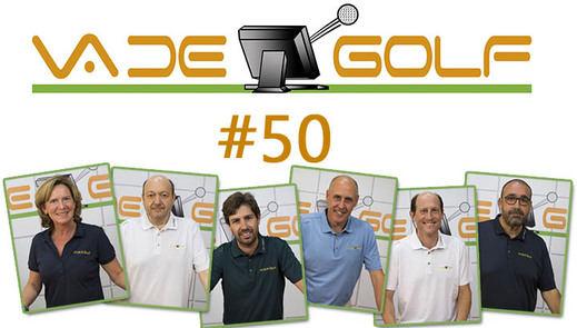 Va de Golf #50: Annika Sorenstam, Manuel Piñero, Jean Van de Velde y la presentación del Andalucía Masters