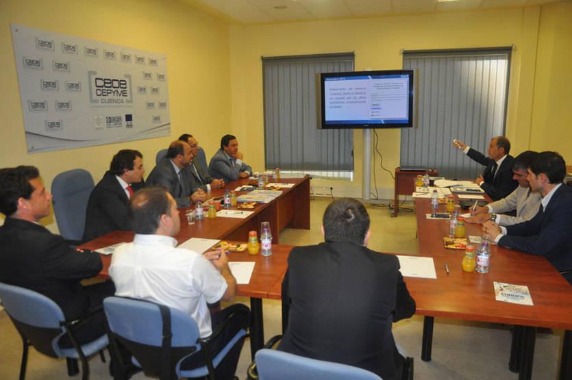 Objetivo: atraer fondos europeos específicos a Cuenca para evitar la despoblación