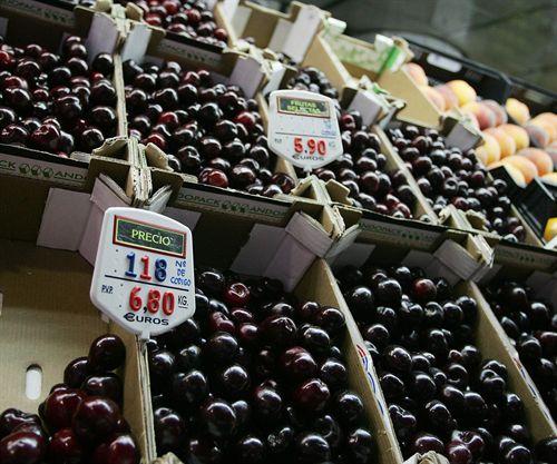 Los precios subieron un 0,5 por ciento en mayo en Castilla-La Mancha