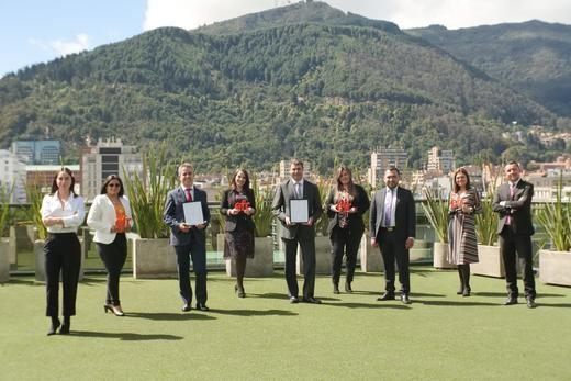 Sacyr obtiene en Colombia la certificación EFR en conciliación laboral y familiar