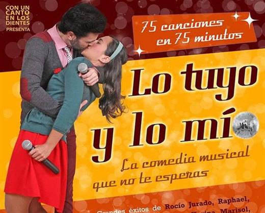 Comedia musical este domingo en el teatro Constantino Romero de Chinchilla (Albacete)