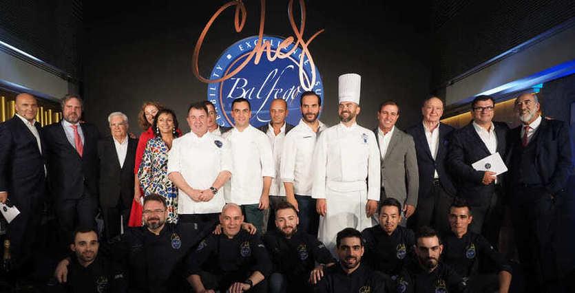 Seleccionados los 8 cocineros finalistas que competirán por el premio Chef Balfegó 2021