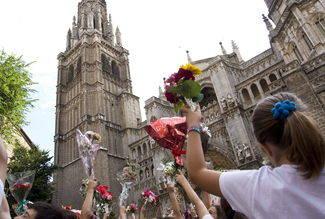 Toledo revive este jueves su procesi�n del Corpus