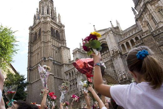 Toledo revive este jueves su procesión del Corpus