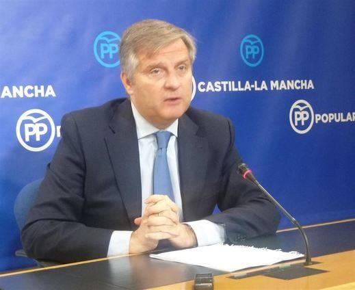 PP: la Junta ha pedido 50 millones a las diputaciones para el Plan de Empleo pero