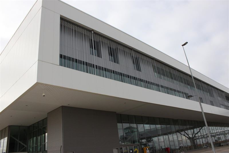 Caballero espera que el Aeropuerto de Ciudad Real termine en manos de una empresa