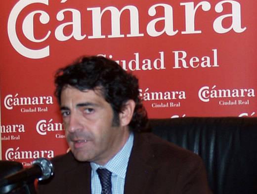 José María Cabanes, nuevo director en funciones de la Cámara de Comercio de Ciudad Real