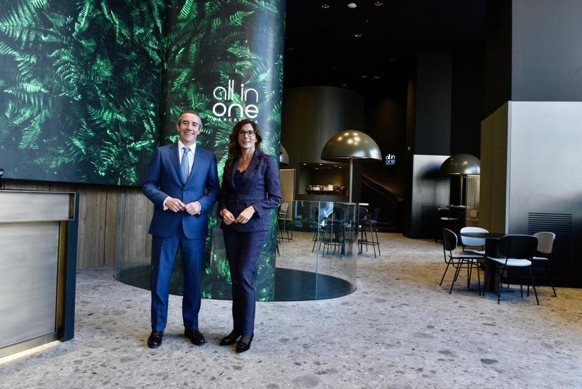 CaixaBank abre 'all in one' Barcelona, el mayor espacio de experiencias financieras de Europa