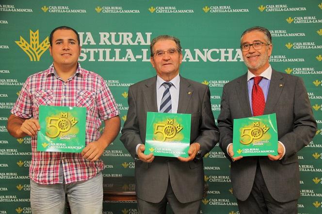 Caja Rural Castilla-La Mancha renueva su convenio con la Asociación de Taxistas de Talavera