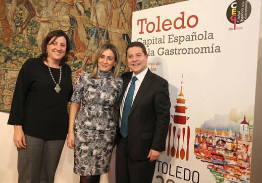 La Capitalidad Gastronómica de Toledo se anunciará en lugares como Shangai, París o Tokio