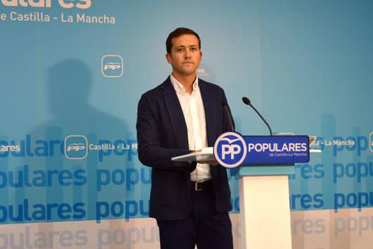 Carlos Velázquez (PP) anuncia una demanda al filtrarse sus datos sanitarios