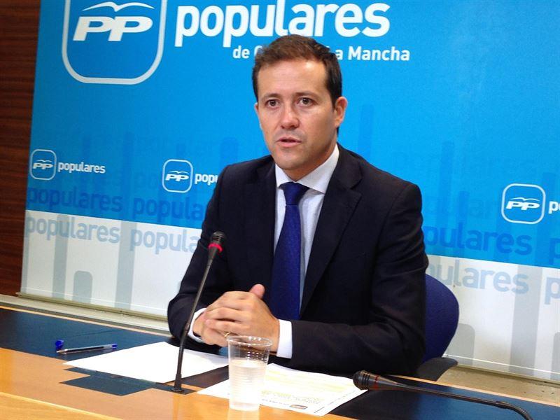 El PP cree no va a haber sorpresas en el nuevo Gobierno de Emiliano García-Page