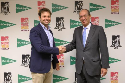 El Corte Inglés apoya la cita musical más importante de Europa, los MTV EMAs Sevilla 2019