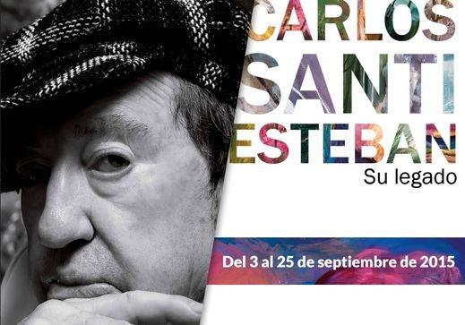 Guadalajara rinde homenaje al pintor Carlos Santiesteban con una exposición