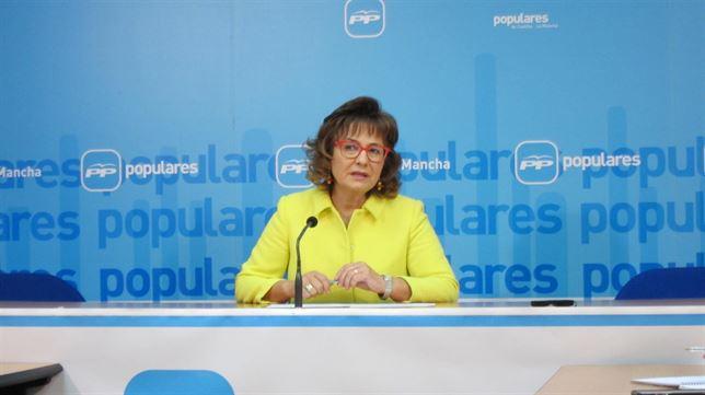 Carmen Riolobos tacha de