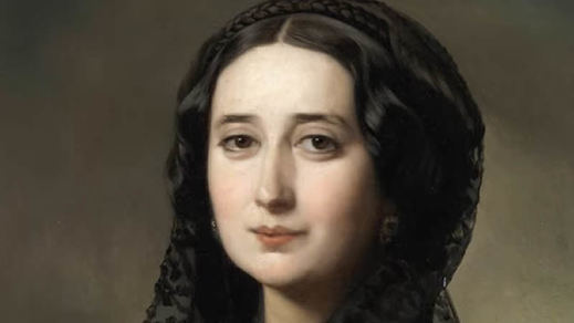 La enajenación romántica de Carolina Coronado