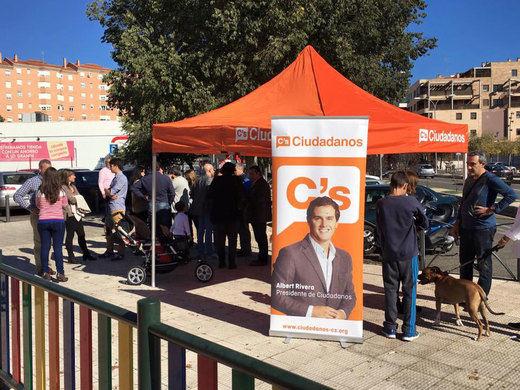 Ciudadanos reúne más del doble de avales necesarios para presentarse a las Elecciones Generales