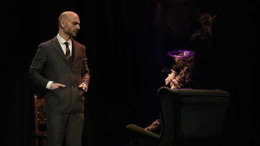 'Carta al padre': el desahogo necesario de Kafka, ahora en el escenario