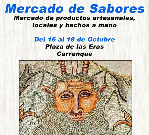 Carranque acogerá un 'Mercado de Sabores' en octubre