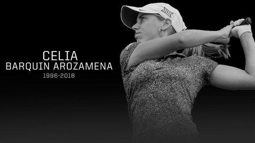 El Gobierno autonómico muestra su consternación por la muerte de la golfista cántabra