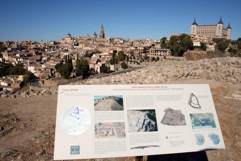 El Cerro del Bú en Toledo se podrá visitar los sábados