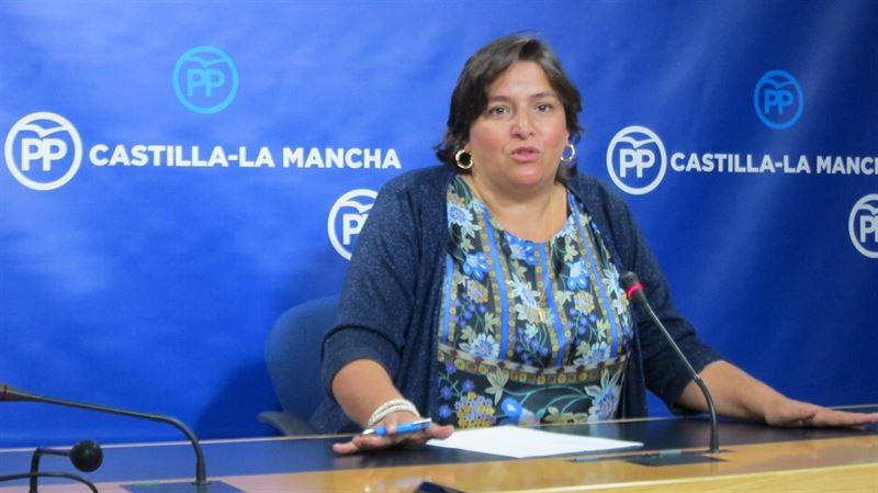 El PP califica de 'anecdótica' la participación en la elección de Virginia Felipe como candidata a senadora autonómica