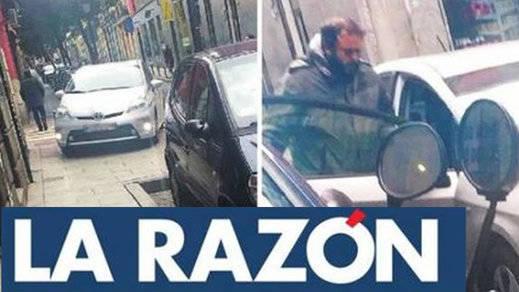 El concejal Zapata coge un coche oficial y se lía en Twitter